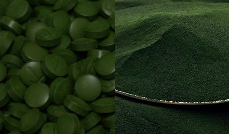 PlantPills Chlorella Tablets and Powder