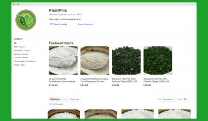 PlantPills on eBay