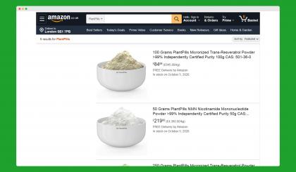 PlantPills on Amazon.co.uk
